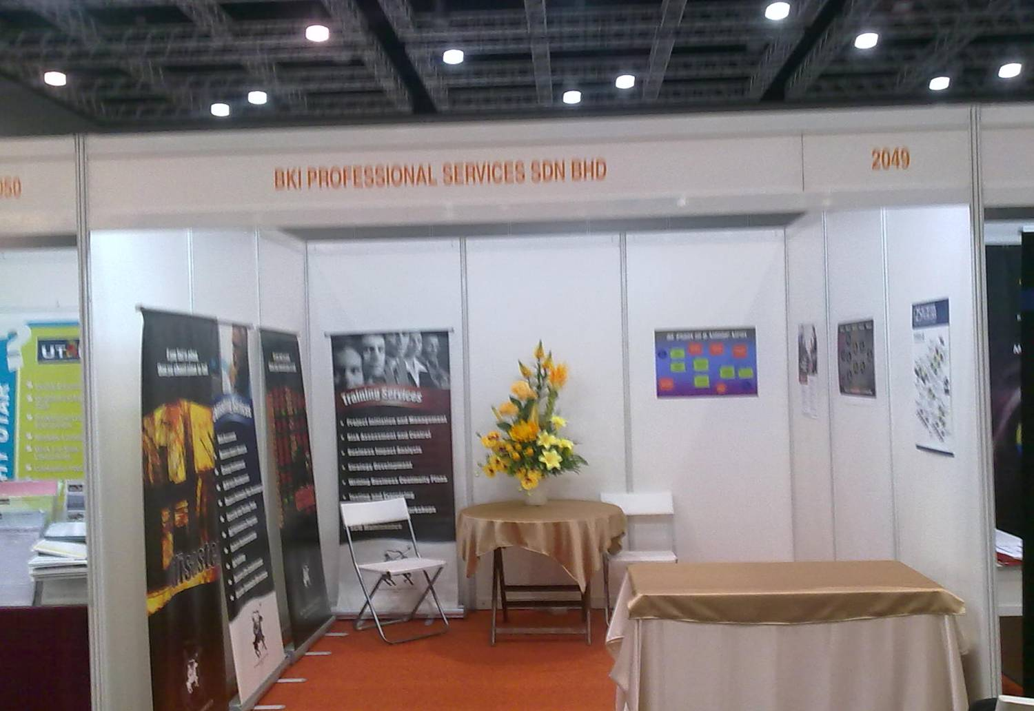 Exhibition Booth Rental Kuala Lumpur : Cyber security malaysia awards conference exhibition